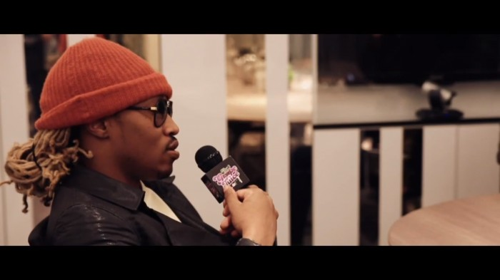 Future 1 Future   Honest Webisode 2 In London (Video)