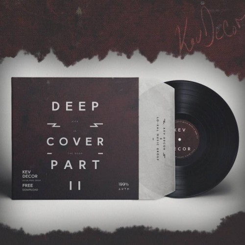 Kev Decor Deep Cover COVER 500x500 Kev Decor   Deep Cover (Part 2)