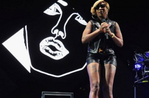 Mary J Blige Performs F For You With Disclosure At Coachella (Video)