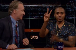 Nas Sits Down With Bill Maher (Video)