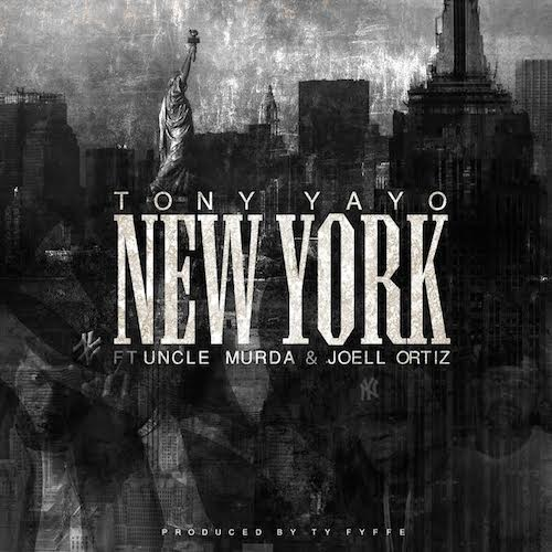 SRiL6U3 Tony Yayo   New York Ft. Uncle Murda & Joell Ortiz