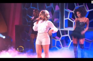 "Ashanti Performs ""I Got It"" on the Queen Latifah Show (Video)"