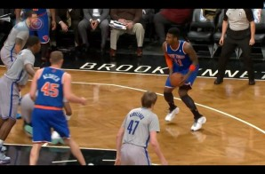 Stand Tall: Iman Shumpert's Crossover Puts Paul Pierce on the Floor (Video)