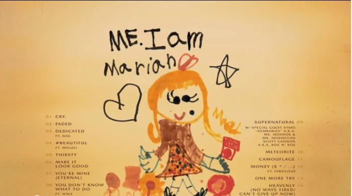 Screen Shot 2014 04 30 at 11.27.29 PM 1 Mariah Carey – Me. I Am Mariah: The Elusive Chanteuse (Album Cover + Tracklist)