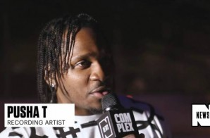 Pusha T Talks Working With The Neptunes For His 'King Push' Album (Video)