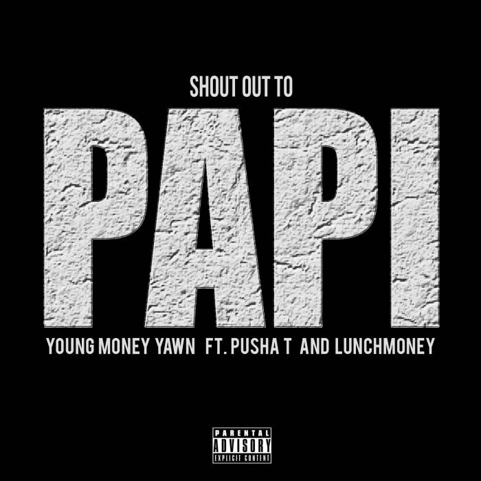 Shout Out To Papi x Cover Art