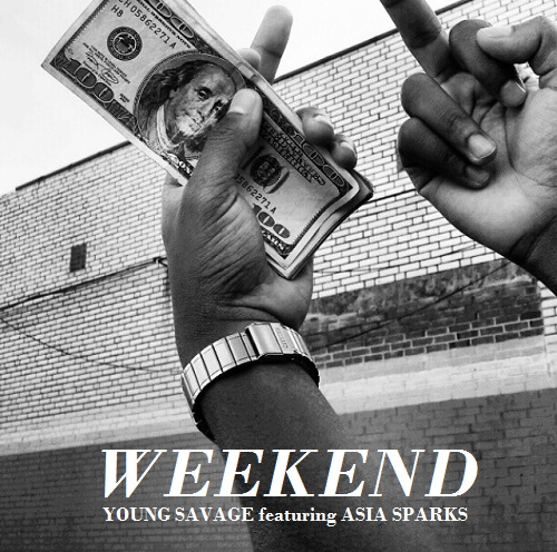 Weekend cover art