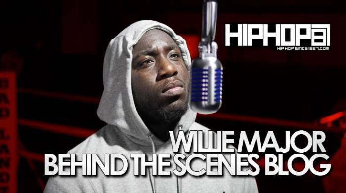 YoutubeTHUMBS 110 Willie Major Talks Just The Beginning Mixtape & Goes Behind The Scenes Of Tongue Twister With HHS1987 (Video)