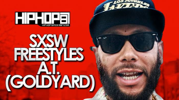 YoutubeTHUMBS 115 HHS1987: SXSW Freestyle – A.T. (Goldyard)