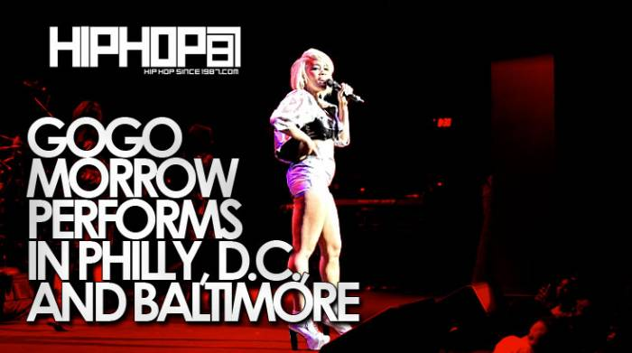 YoutubeTHUMBS 122 1 GoGo Morrow Performs In Philly, D.C., And Baltimore (Video)
