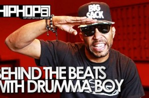 HHS1987 Presents Behind The Beats with Drumma Boy (Video)