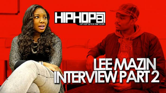 YoutubeTHUMBS 136 Lee Mazin Talks Endorsement Deals, Being A Role Model, Female Rappers