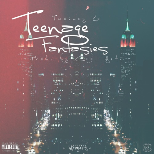 artworks 000075876836 a5hp4e t500x500 Twoiney Lo   Teenage Fantasies (Prod. By Cool Yeti)
