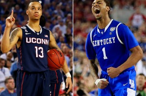 Cats vs. Dogs: Kentucky Wildcats vs. Connecticut Huskies Face Tonight For the NCAA National Championship