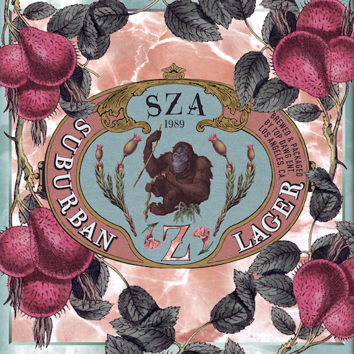 dIrLzzV TDEs First Lady, SZA Unveils The Official Cover & Tracklist For Her Z EP