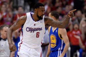 DeAndre Jordan Goes for 25 Points & 18 Rebounds Against the Warriors (Video)