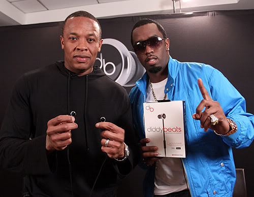 dr dre p diddy Diddy Leads Forbes List of 2014 Wealthiest Hip Hop Artists