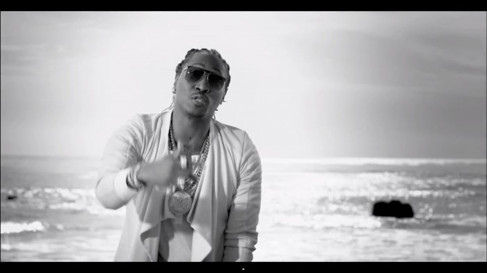 future 1 Future   I Won ft. Kanye West (Video)