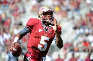 Jameis Winston & The Florida State Seminoles Take the Field for their Spring Game (Video)