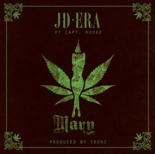 jderacaptainhookmary JD Era   Mary Ft. Captain Hooks (Prod. By Tronz)
