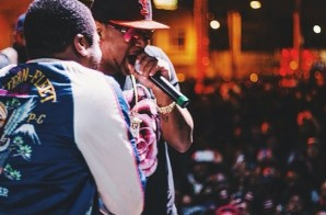 Watch Cam'ron & Just Blaze Perform At The 2nd Annual Broccoli City Festival In D.C.!