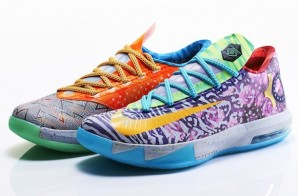 "Nike KD VI ""What The KD"" (Photos & Release Info)"