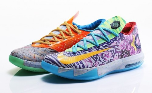 nike kd vi what the kd 10 500x308 Nike KD VI What The KD (Photos & Release Info)