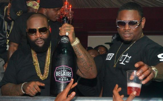 rickrosshowmanydrinks Rick Ross   How Many Drinks (Remix)