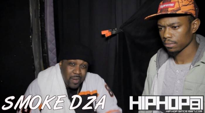 smokedza Smoke DZA Talks Dream.ZONE.Achieve, Personal Weed Strain, Being Independent & More With HHS1987