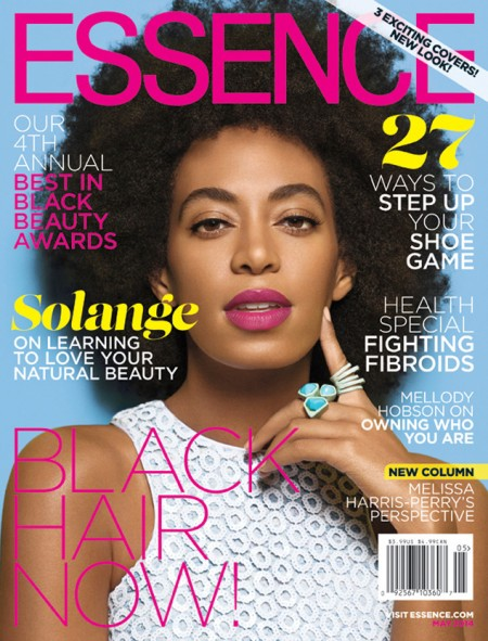 solange essence karen civil Erykah Badu, Solange & Ledisi Grace The Cover Of Essences Black Hair Issue (Photos)