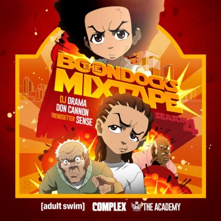 the-boondocks-season-4-mixtape-450x450