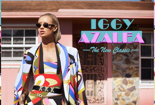 Iggy Azalea – The New Classic (Album Stream)