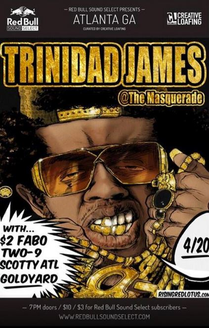 tjamesredbull Trinidad Jame$   B*tch Plea$e Ft. Scotty, Goldyard & 2$ Fabo