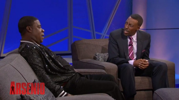 tracy 1 Tracy Morgan Explains How He Got Kicked Out Of Princes House (Video)