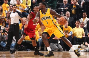 Paul George and Lance Stephenson Lead the Pacers pass the Miami Heat in Game 1 (Video)
