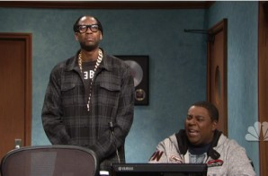 2 Chainz Joins Andy Samberg In Blizzard Man SNL Sketch (Video)