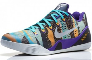 "Nike Kobe 9 EM ""Pop Art Camo"" (Photos)"
