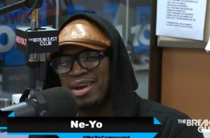 Ne-Yo – Breakfast Club Interview (Video)