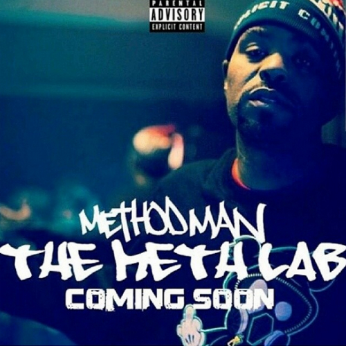 Method Man Says The Meth Lab Is Coming Soon Method Man Says The Meth Lab Is Coming Soon