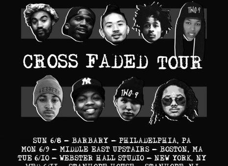 "Two-9 & Worlds Fair Announce the ""Cross Faded"" Tour"