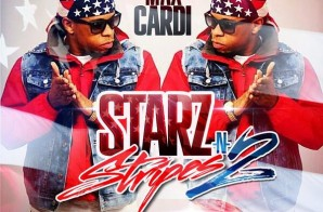 Max CarDi Unveils The Official Artwork For The Sequel To His Well Received Starz N Stripes Project