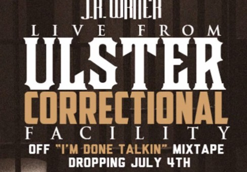 JR Writer – Ulster Correctional Facility Freestyle (Cam'ron, Jim Jones & Dame Dash Diss)