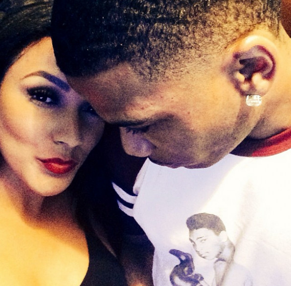 Shantel Jackson and Nelly 1 Nelly   Thanks To My Ex