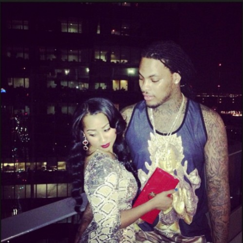 Waka_Flocka_Secretly_Marries_Tammy_Rivera