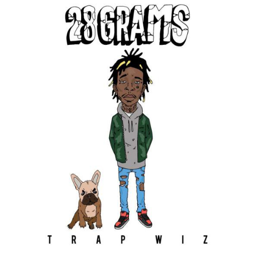 Wiz Khalifa 28 Grams Wiz Khalifa   28 Grams (Mixtape)