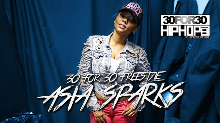 YoutubeTHUMBS MAY 122 [Day 15] Asia Sparks   30 For 30 Freestyle (Video)