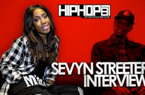 Sevyn Streeter Talks Debut Album, Songwriting, Current State Of R&B & More With HHS1987 (Video)
