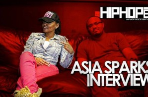 Asia Sparks Talks Instant Stardom, Kevin Liles, BET Hip-Hop Award Cypher & More With HHS1987