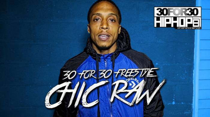 YoutubeTHUMBS MAY 134 [Day 17] Chic Raw   30 For 30 Freestyle (Video)