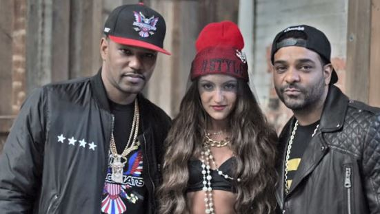 btsavainvideodipset VIBE Magazine Presents: Avian   Billboard Chick Ft. Dipset (Behind The Scenes) (Video)